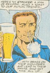 Marvel G.I.Joe Special Missions #3 - Deke.
