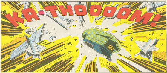 Marvel G.I.Joe Special Missions #3 - Going out with a BANG.